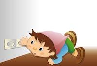 Resultado de imagen de electrocucion niños
