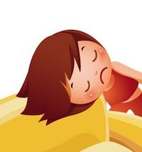 bajon de azucar en los niños